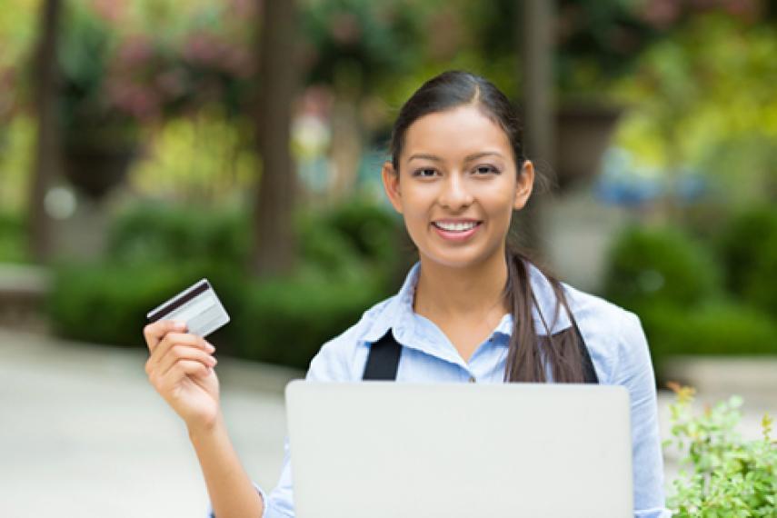 Debit or Credit Card?